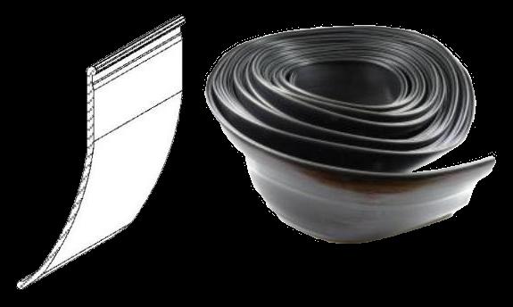 1008282 Резинка от подлива EDSCHA PROFI 14000mm