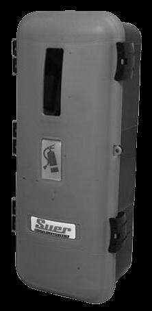 390144108 Ящик для огнетушителя пластковый