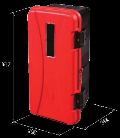 44279 Ящик для огнетушителя