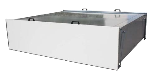 V6850 Ящик палетный на 24шт 2750x570x2425