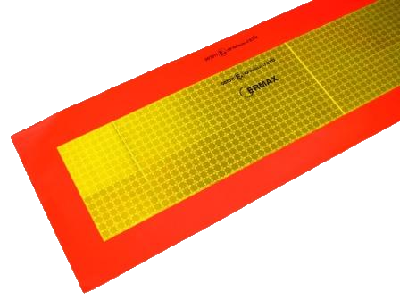098269114 Табличка светоотражающая наклейка