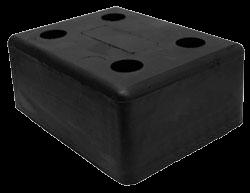 335102551 Отбойник 190x80x145mm резиновый