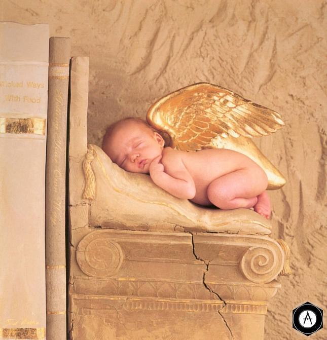 римский ангел
