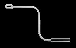 178481111 Ручка подъёма лап 510mm