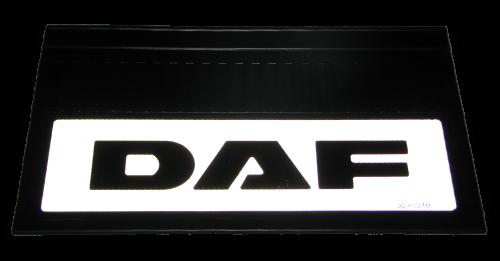 82547 Кмт 2шт светоотражающих брызговиков 580x360mm DAF