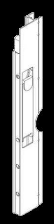 602075200 Профиль левый бокового борта 800mm