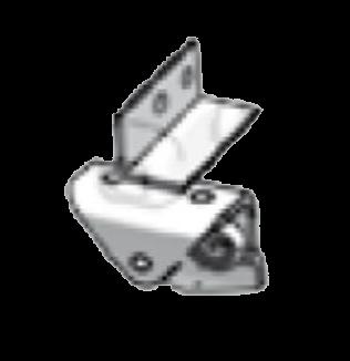 38032110 Роликовая L тележка