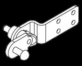 38031660 Запорный механизм