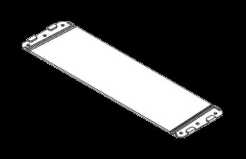 38035130 Пластиковая вставка сдвижной крыши