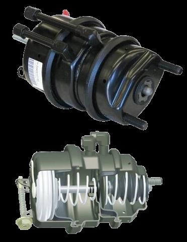 Энергоаккумулятор диск.тормоза 16/24 SAF (6501872)