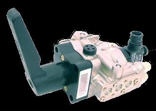 361689 Кран подъёма платформы HALDEX