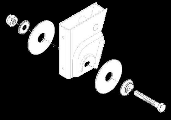 582450 Кмт монтажный большого сайлентблока подвески INTRAAX