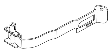 Натяжитель тента передний правый_(6110376)