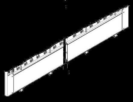 16796918 Профиль бокового борта нижний