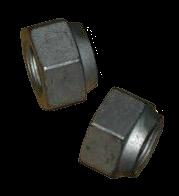 0326004190 Гайка стремянки М22х2,5x10