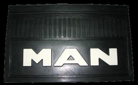 82303 Кмт брызговиков MAN 580x360mm