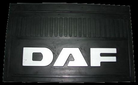 82304 Кмт брызговиков DAF 580x360mm