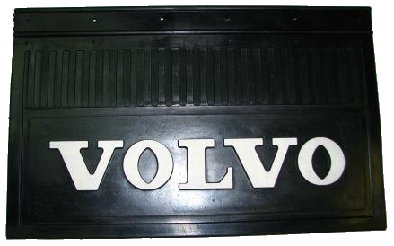 82543 Кмт брызговиков Volvo 580x360mm