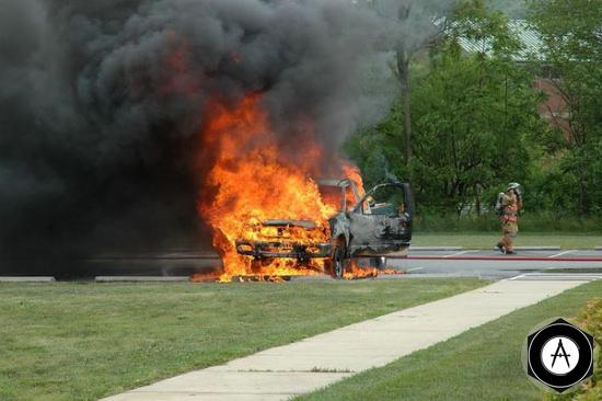 ford-truck-fire