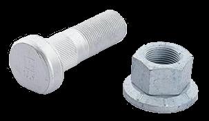 3302115700 Шпилька М22х1,5х76 в сборе для алюминиевого диска