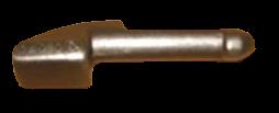 318383 Приварная петля заднего и бокового борта
