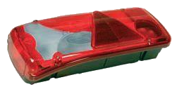 156040 Задний L фонарь полуприцепа LC8