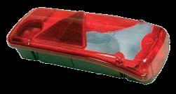 156050 Задний R фонарь полуприцепа LC8
