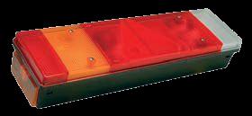 168770 Задний L фонарь прицепа CHEREAU