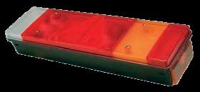 168790 Задний R фонарь прицепа CHEREAU