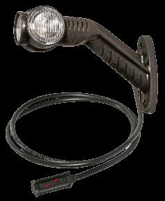 313304057 Фонарь LED полного габарита - РОГ SUPERPOINT III 1250mm