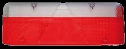 188570101 Стекло R заднего фонаря EUROPOINT III