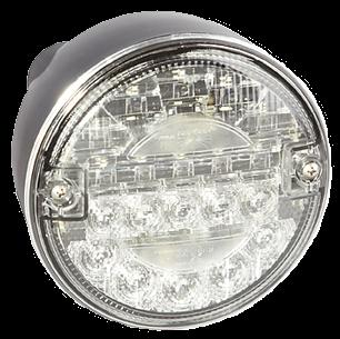 0363L Фонарь LED заднего хода белый круглый