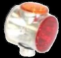 188141004 Стекло фонаря полного габарита