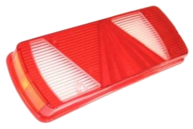 188528002 Стекло L фонаря ECOPOINT II