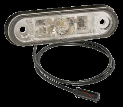 317104007 Фонарь LED габарита передний белый
