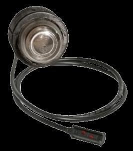 319904057 Габарит передний белый , кабель 3,5m