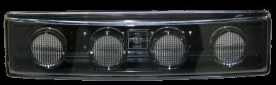 098230610 Габаритный блок LED передний Scania