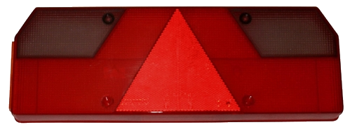 098295016 Стекло заднего фонаря Schmitz Europoin I