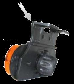 155319004 Кронштейн-держатель бокового габаритного фонаря