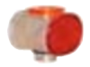 188136007 Стекло фонаря полного габарита