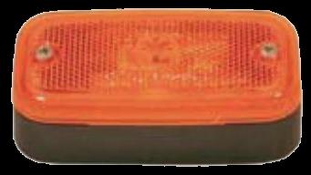 194010 Фонарь габарита желтый, без крепления