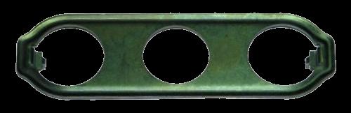Freenco. 404250. Пластина под биноколь суппорта HALDEX MODUL X-GEN 2_