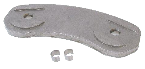91236 Колодка подвода суппорта Haldex