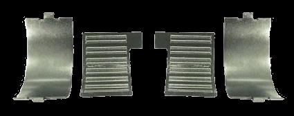 404330 Кмт верхних подшипников лапки суппорта HALDEX MODUL X-GEN 2