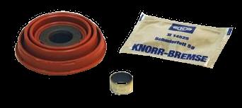 101010 Рмк суппорта пятак толкатель колодки KNORR SN5