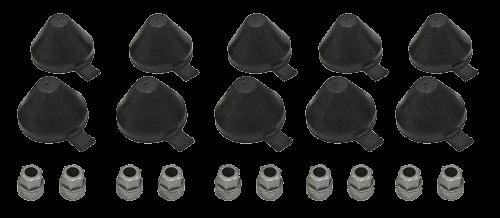 K000029 Кмт колпачков и ключей развода суппорта KNORR SB/SK 5-6-7