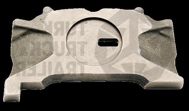 15454 Колодка левая суппорта WABCO 17,5