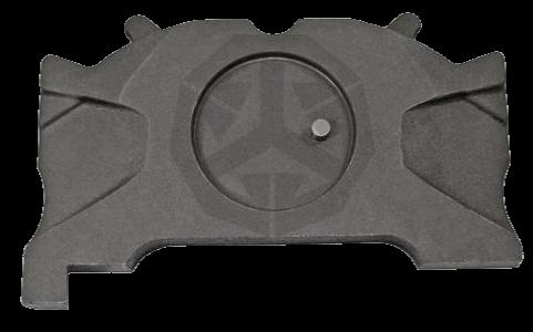 15453 Прижимная L колодка суппорта Wabco