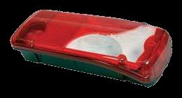 156780 Задний R фонарь Scania