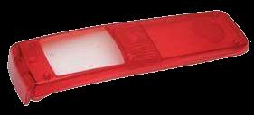 059000 Стекло L\R фонаря Volvo, RVI LC9